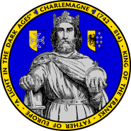 Charlemagne Portrait Seal_William Marshal Store