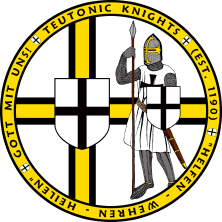 Teutonic Knight w COA_William Marshal Store