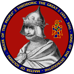 Theocoric the Great Portrait Seal_William Marshal Store