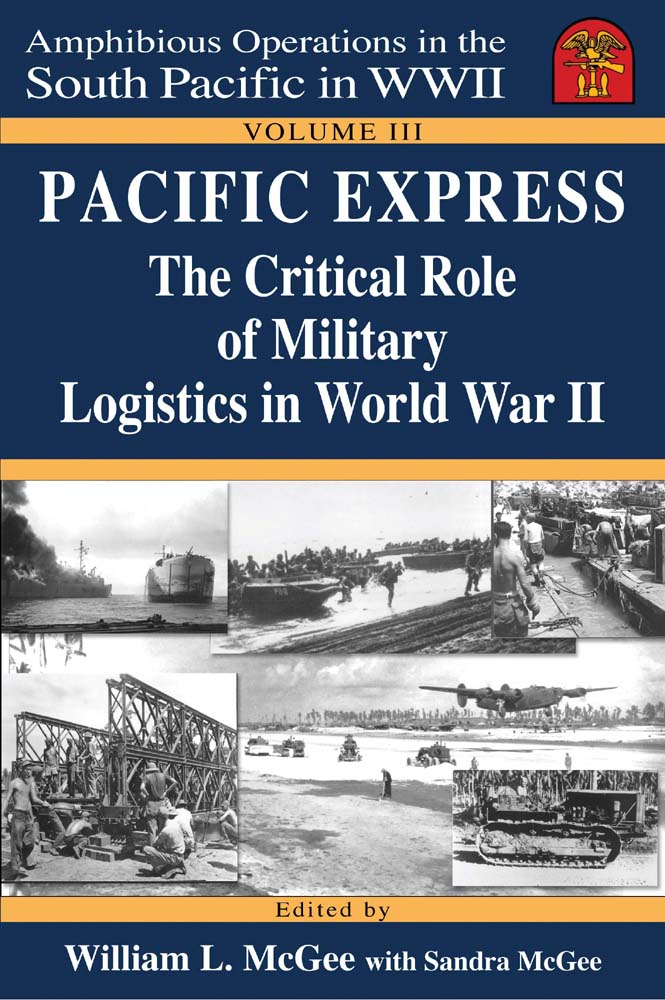 Cover Pacific Express