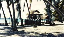 Bikini beer shack, Operation Crossroads