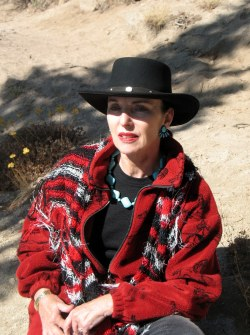 Publicity photo of author Sandra V. McGee.