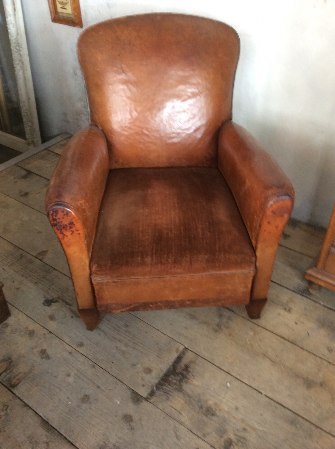 Small Club Chair Small Leather Club Chair In Furniture