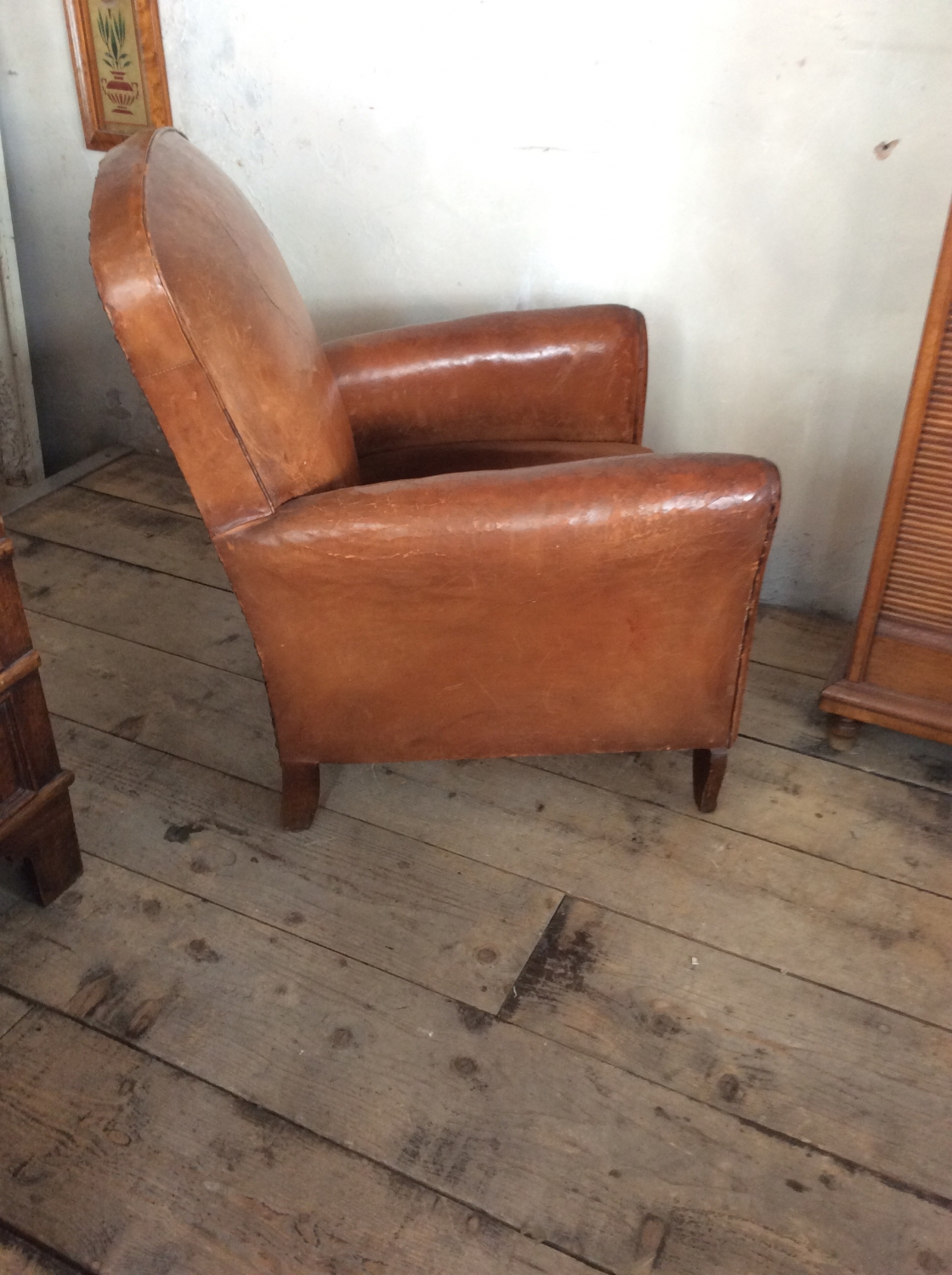 Small Leather Club Chair Small Leather Club Chair In Furniture
