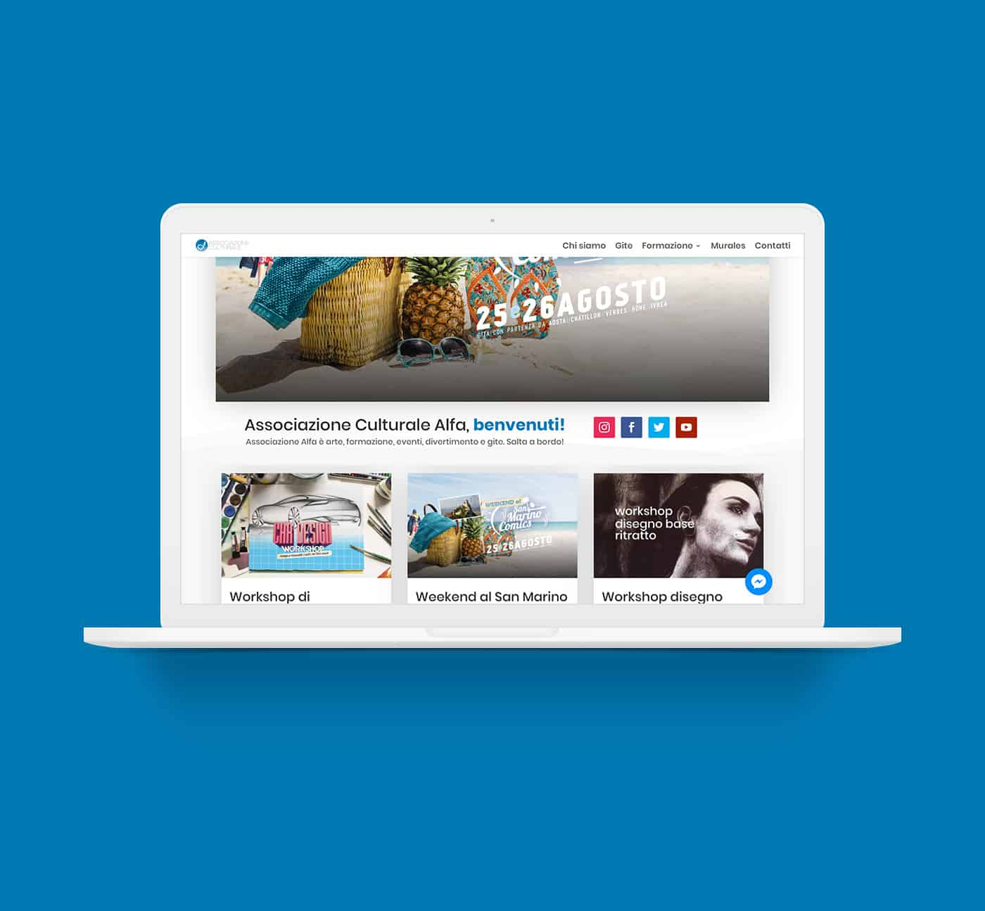 siti web aosta