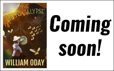 The Beepocalypse is off to the beta readers!