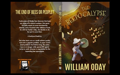 The Beepocalypse paperback cover is ready to roll!