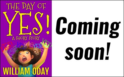 The Day of Yes! – coming soon!