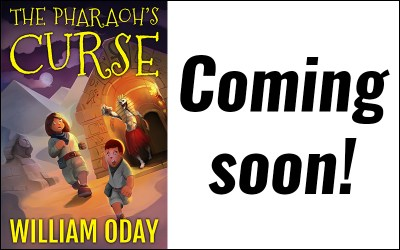 The Pharaoh's Curse is out for a final edit!
