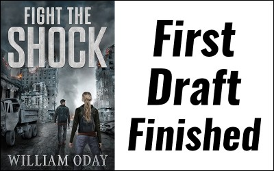 Fight the Shock, First Draft Finished