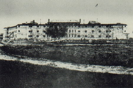 Lt. Cherry's prison