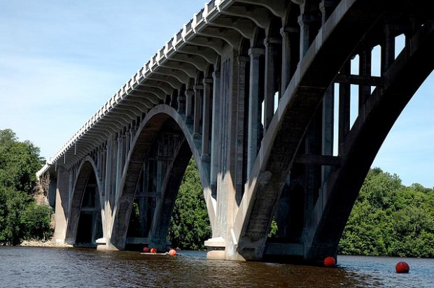 Fort Snelling, Mendota Bridge
