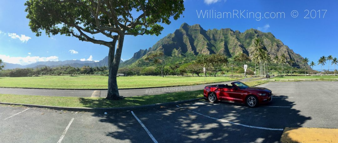 WilliamRKing.com Kualoa Regional Park - Oahu 01-2016