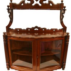 Hanging Chair Restoration Hardware Bean Bag At Target An Antique Edwardian Mahogany Display Cabinet