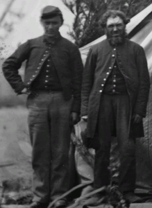 Two Enlisted Men