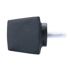 Petite Faucet Finial - Black