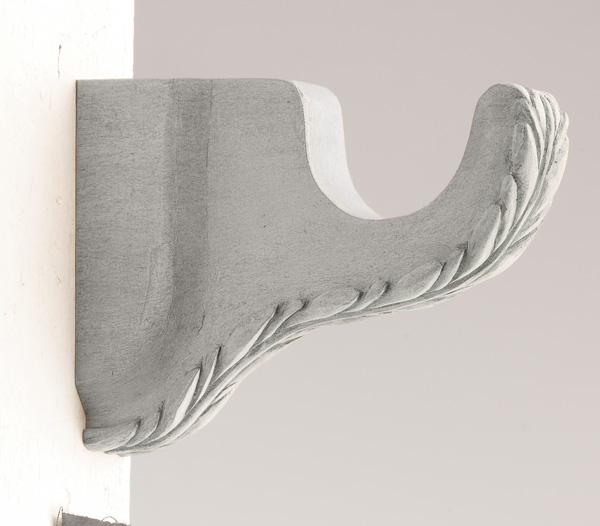 Decorative Bracket Leaf Design 4 1 2 Quot Return Williams