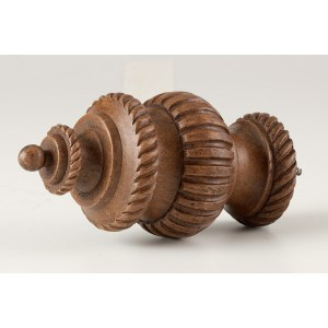 Traditional Rope Finial