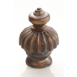 "Windsor Finial 3""- Venetian"