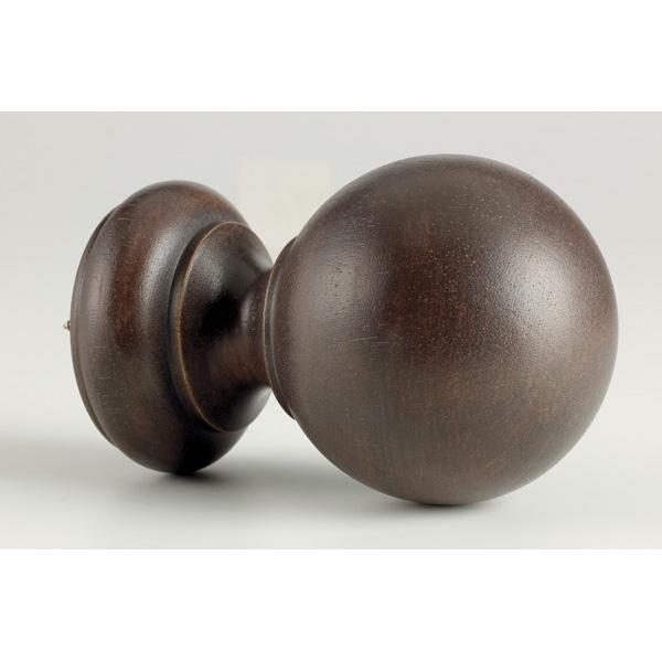 Wood Ball Finial 3 Quot Williams Drapery Kirsch Hardware