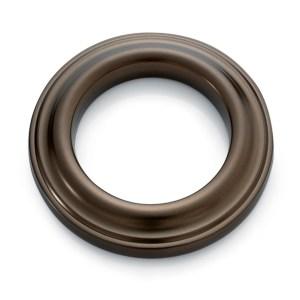Scarf Ring - Caramel Bronze