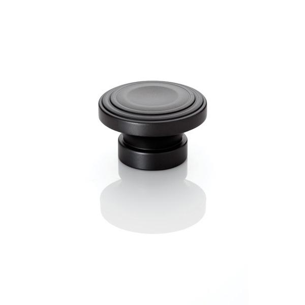 "1-3/8"" Corsa Finial - Black Bronze"
