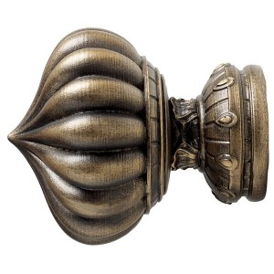"2"" Kensington Finial - Bronze"