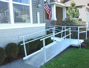wheelchair access ramp NJ