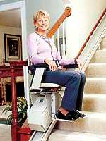 temporary stair lift rental