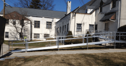 Temporary Wheelchair Ramp Rental
