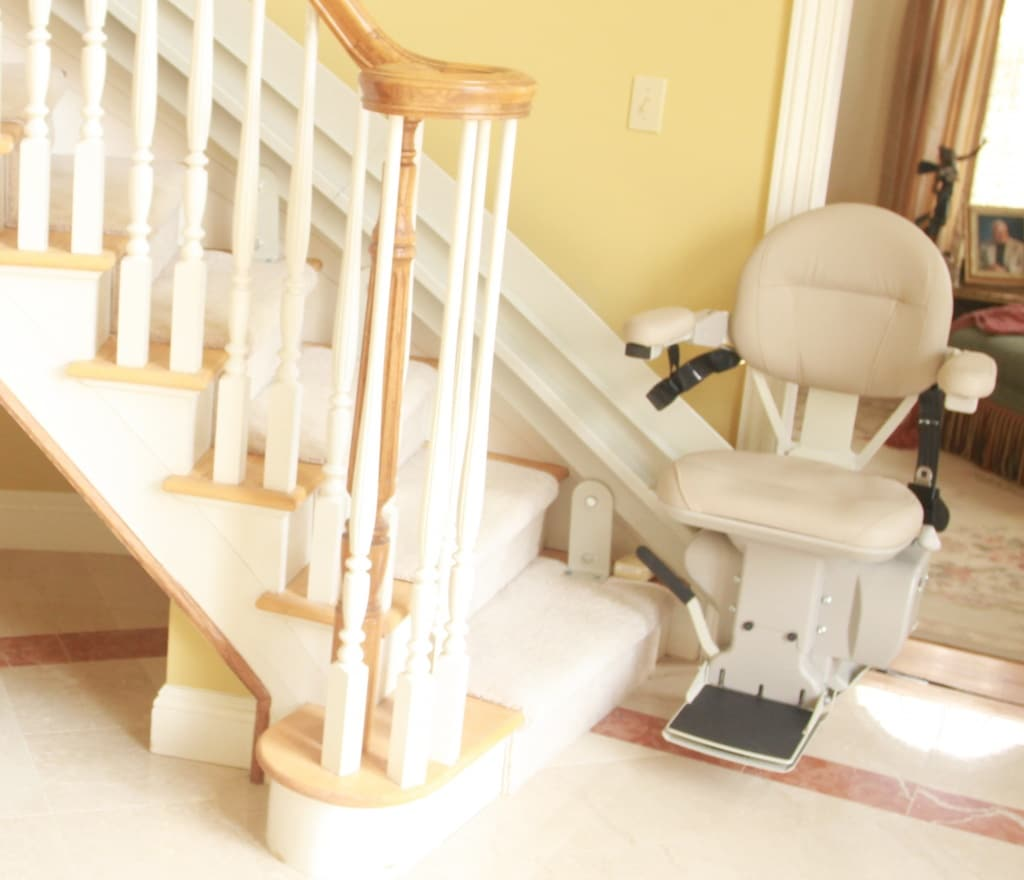 Chair Lift For Stairs Cost Bruno Stair Lifts Nj