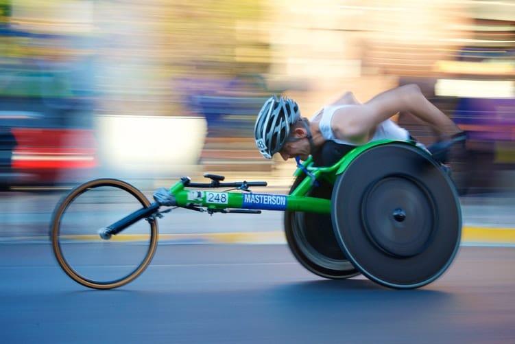 wheelchair exercise equipment