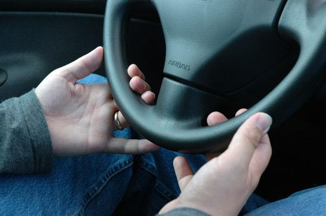 Image for senior driving safety.