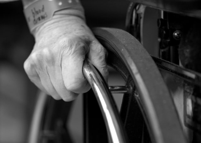 Clean wheelchair and the basics of wheelchair maintenance and cleaning.