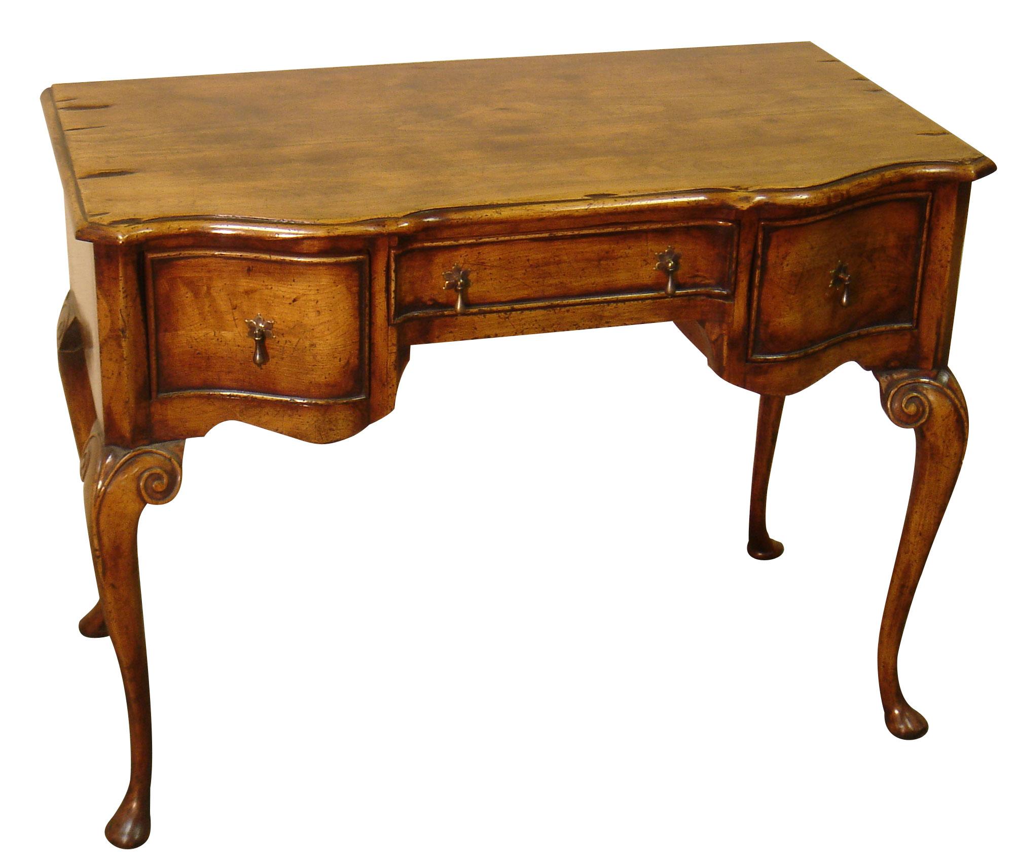 Queen Anne Desk  Williamsmartels Weblog
