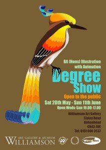Wirral Met Degree Show