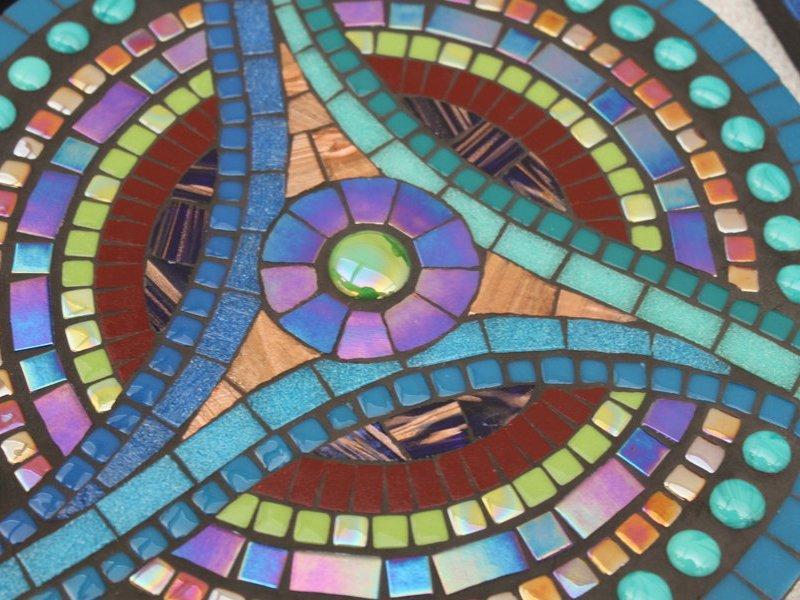 Aleta Doran's lovely mosaics