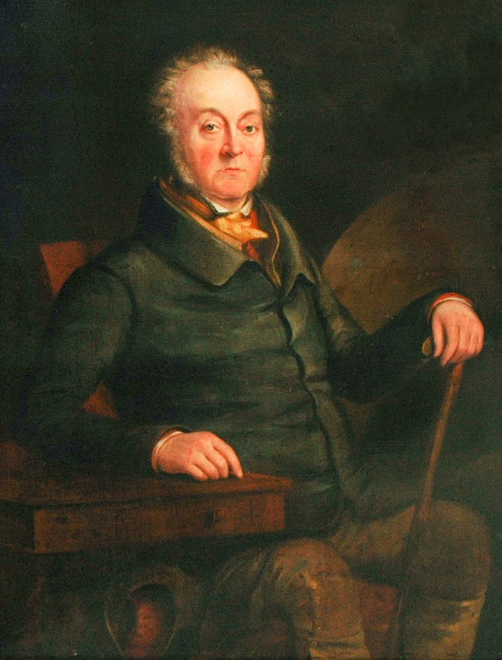 Joseph Williamson aged 50. (Access courtesy Walker Art Gallery, National Museums Liverpool. Photo copyright FoWT)