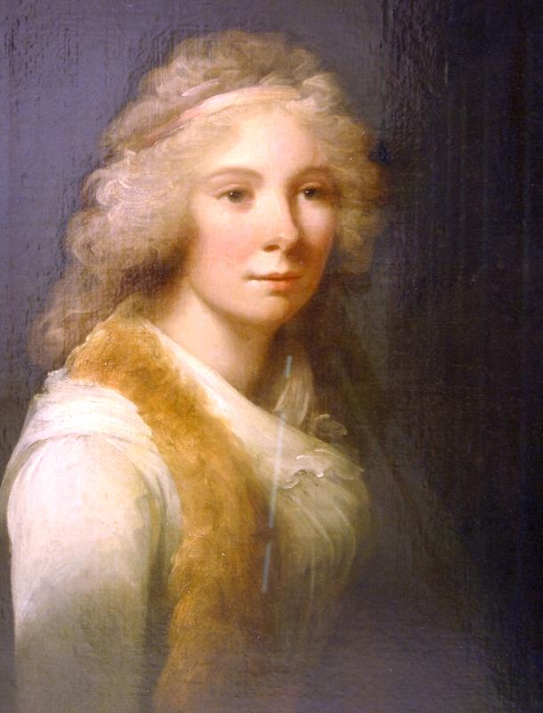 Elizabeth Tate, Williamson's wife to be