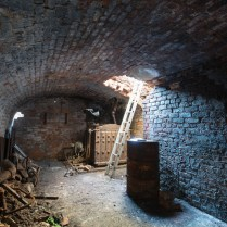 Boiler Room, above the Banqueting Hall