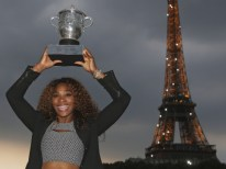2013 French Open: For the first time in 11 years, Serena conquered her second hometown of Paris.