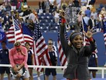 2013 US Open: Serena beat Azarenka in an absolute grinder for her 17th Grand Slam singles title.