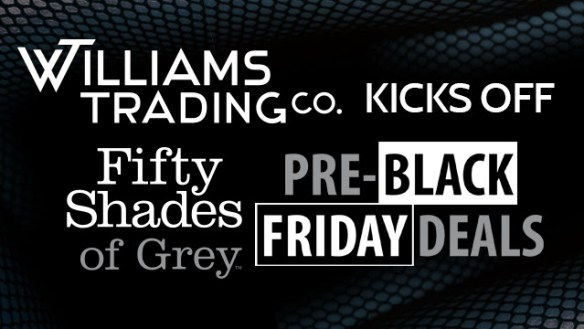 black friday FSOG
