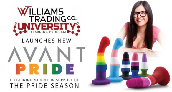 Williams Trading Co Pride