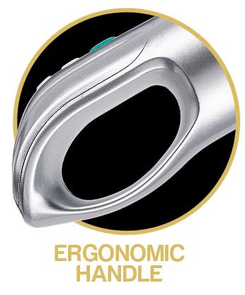ergonomic handle