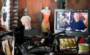 2013 december filming for eva hesse documentary