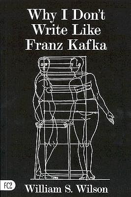 Why I Don't Write Like Franz Kafka