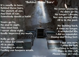 """Behind These Bars"""