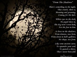"""""""From The Shadows"""""""