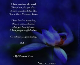 """""""My Precious Dove"""""""